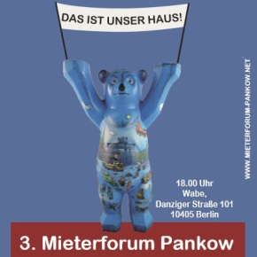 3. Mieterforum Pankow