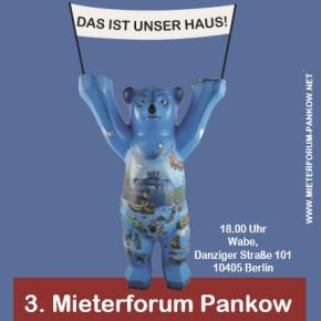 3. Mieterforum Pankow