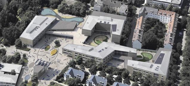 Bildungszentrum Tor zur Welt in Hamburg