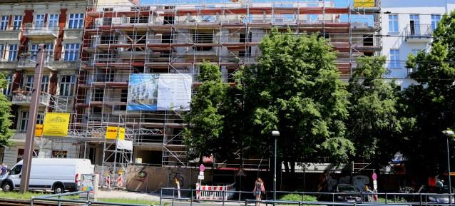 Neubau: Prenzlauer Allee 44