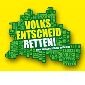 """Initiative """"Volksentscheid retten!"""""""