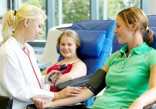 DRK Blutspende