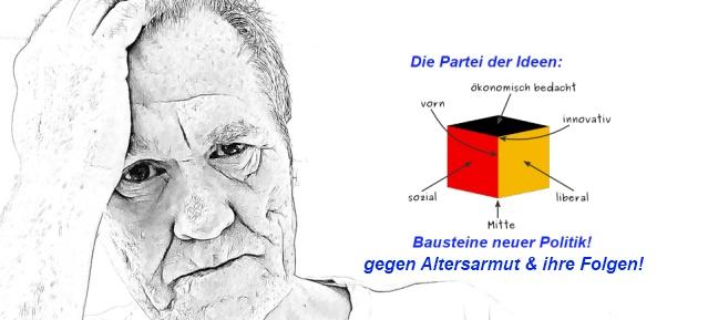"""Altersarmutsfeste Gesellschaft"""