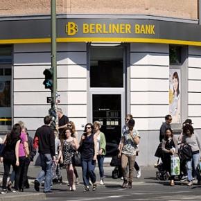 Berliner Bank Filialen