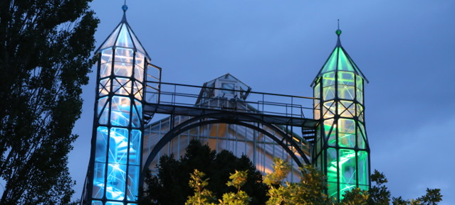 Botanische Nacht 2016 © sceene.berlin