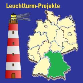 Leuchtturmprojekte aus Bayern