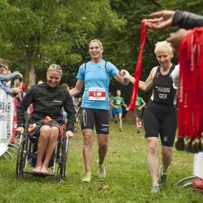 Inklusiver Triathlon Oranke Open