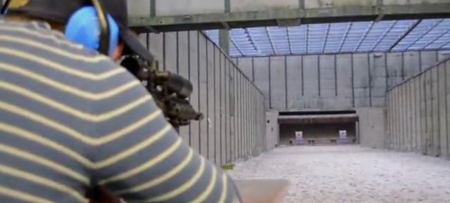 Schießstand in Wannsee