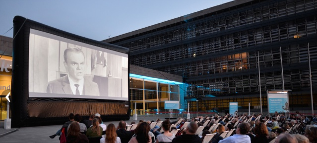 Sommerkino am Bundespresseamt