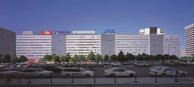 TLG AG: Bürohaus Alexanderstraße 1,3,5