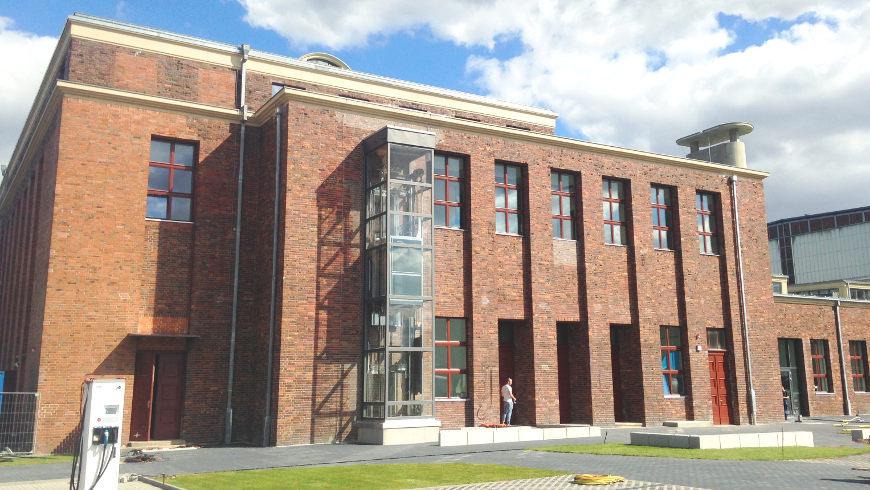 ABB Ausbildungszentrum im PankowPark - Foto: André Radig - kuv-architekten.de