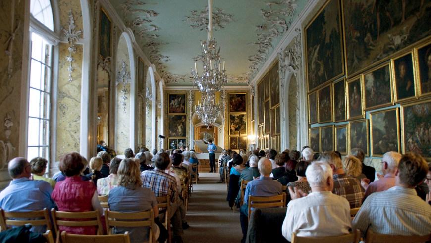 Wörlitzer Musiksommer im Schloß Mosigkau - Konzert der Internationalen Musikakademie