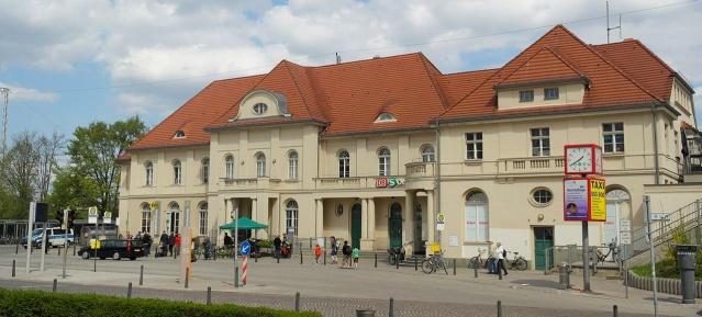 Bahnhof Oranienburg
