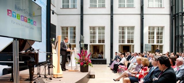 Festakt: 20 jahre Björn-Schulz-Stiftung