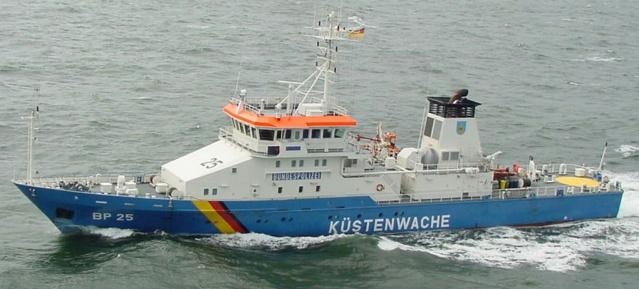 Einsatzschiff BP 25 BAYREUTH