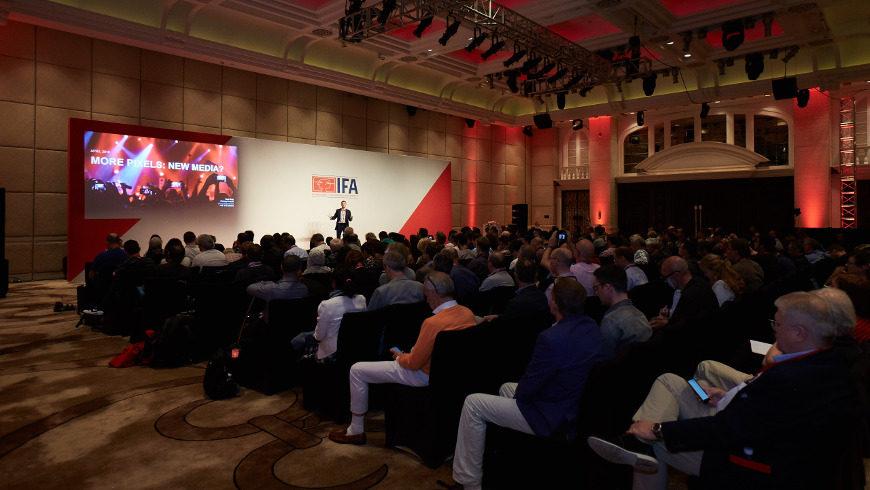 IFA Global Press Conference 2016