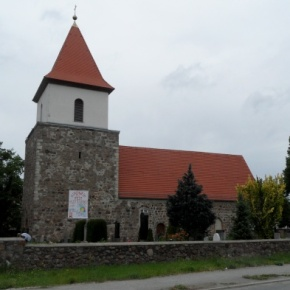 Dorfkirche in Blankenburg