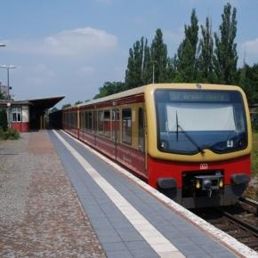 S 25 nach Oranienburg