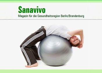 SANAVIVO - Magazin für die Gesundheitsregion Berlin-Brandenburg