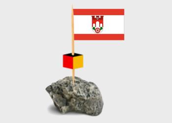 SLP - Stein - Flagge