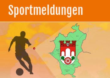 Sportmeldung - Fußball