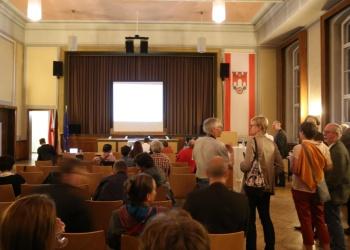 Wahl zur BVV Pankow 2016