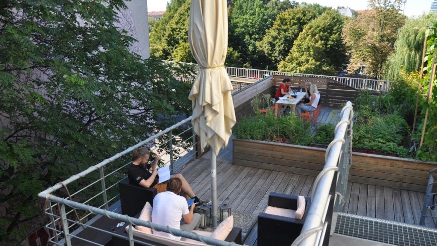 Wettbewerb Berliner Firmengärten