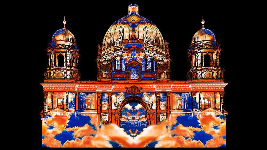 Berliner Dom © Enrico Verworner www.berlin-lights.com