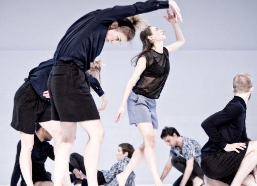 Figure a Sea - Cullberg Ballet / Deborah Hay © Foto: Urban Jörén