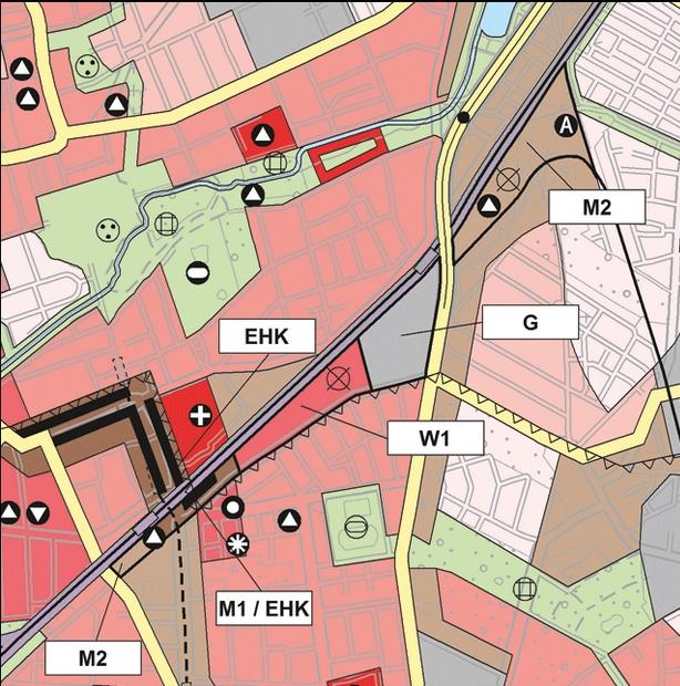 Änderung Flächennutzungsplan 9/2016