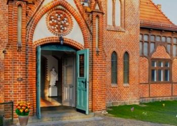 Offene Kirche: Lutherkirche in Wilhelmsruh