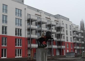 NCC- Wohnanlage an der Greta-Garbo-Strasse