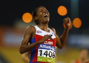 Omara Durand (Kuba)
