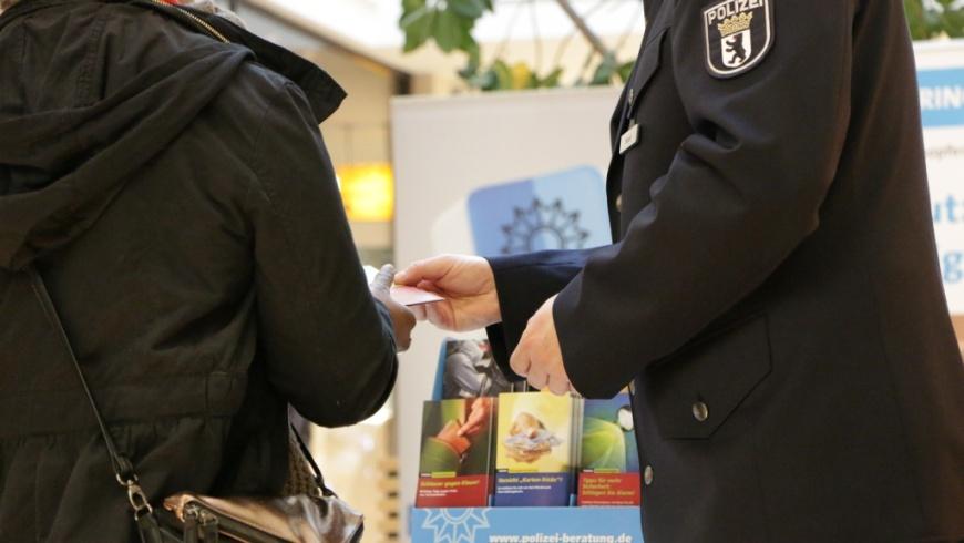 Polizei Berlin Beratung