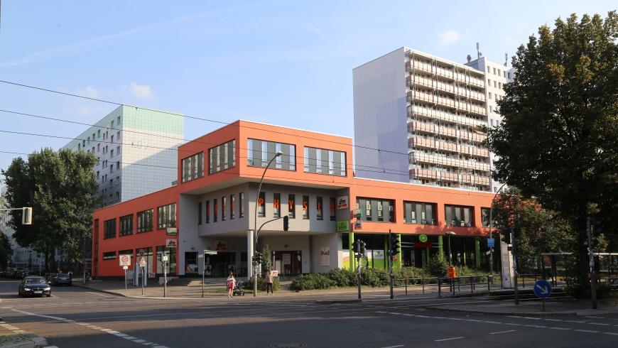 Stadtumbaugebiet Greifswalder Straße