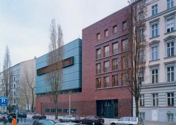 Doppelsporthalle Sredzkistraße 88