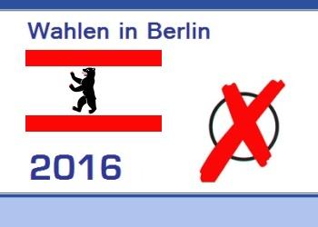 Wahlen in Berlin 2016