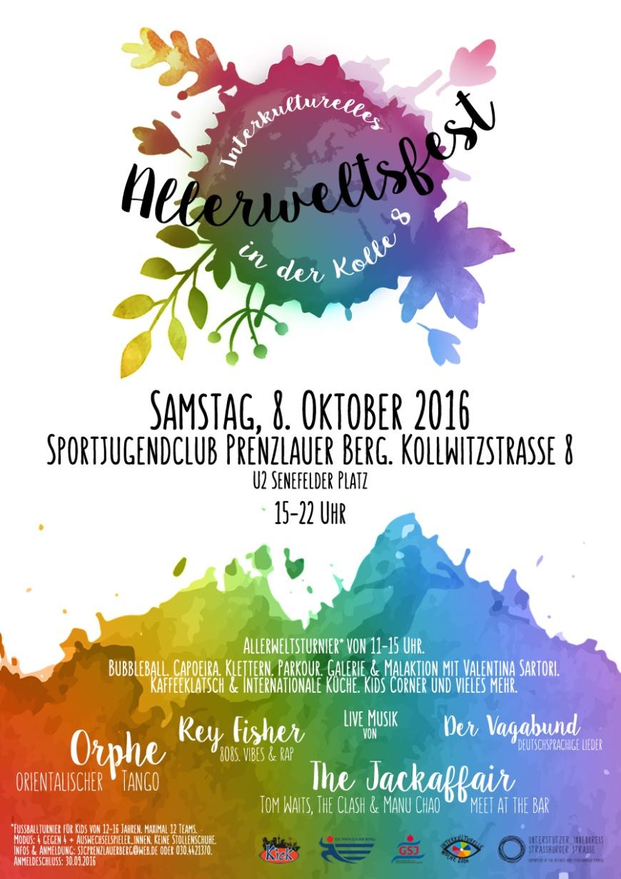 Interkulturelles Allerweltsfest