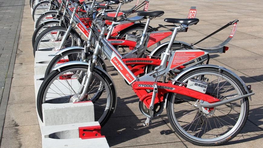 Call a Bike - Leih-Fahrräder