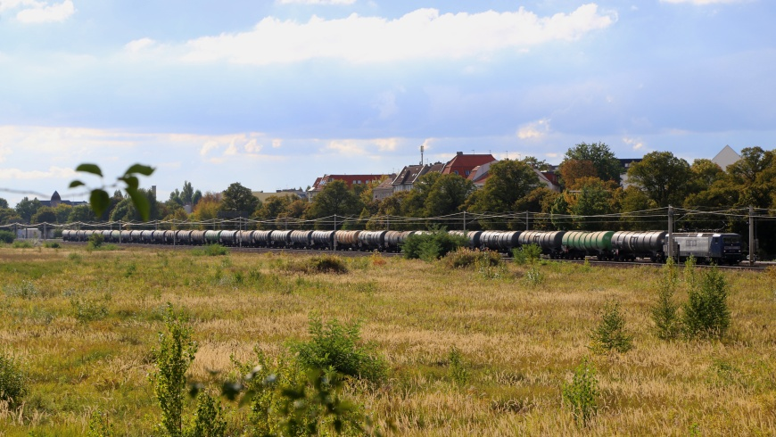 Ehemaliger Rangierbahnhof Pankow