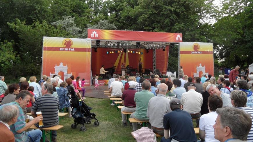 Festival Jazz im Park