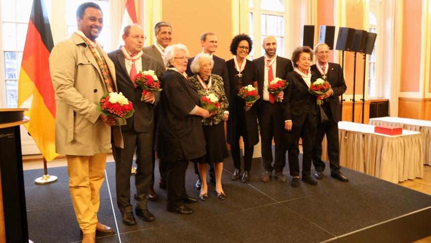 Verfassungstag 1.Oktober 2016 in Berlin