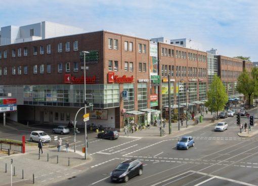 Rathaus Ccenter Pankow