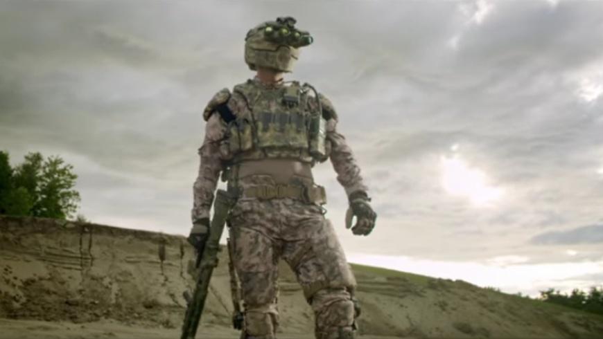 Revision: Integriertes Soldaten-System