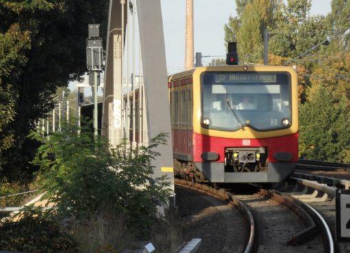 S-Bahn S2 nach Blankenfelde