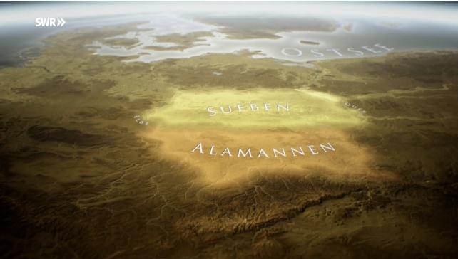 Heimat der Sueben und Alamannen
