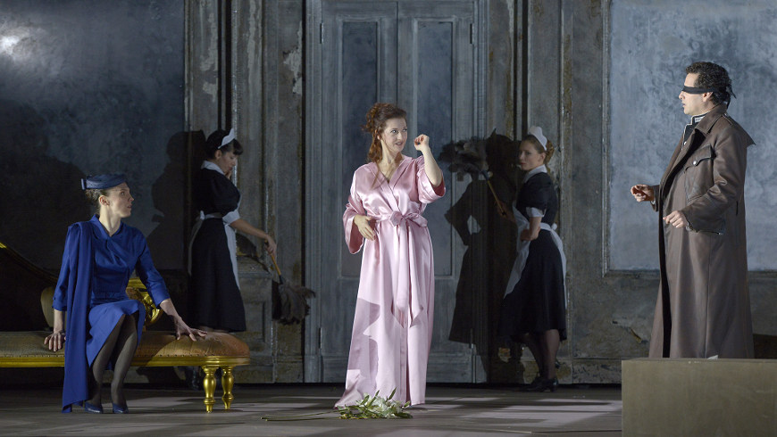 Olesya Golovneva, Patrizia Ciofi, Juan Diego Flórez - Deutsche Oper Berlin