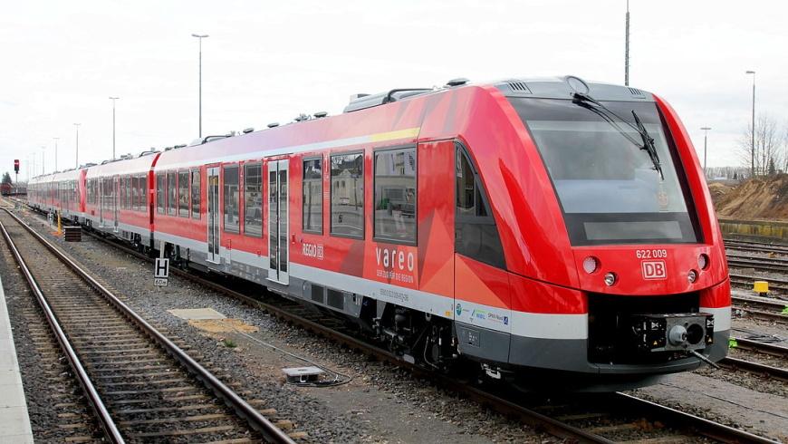 Alstom Coradia LINT