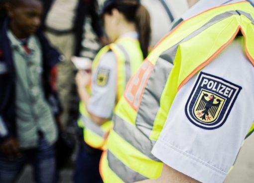 Bundespolizei: Einreisekontrolle