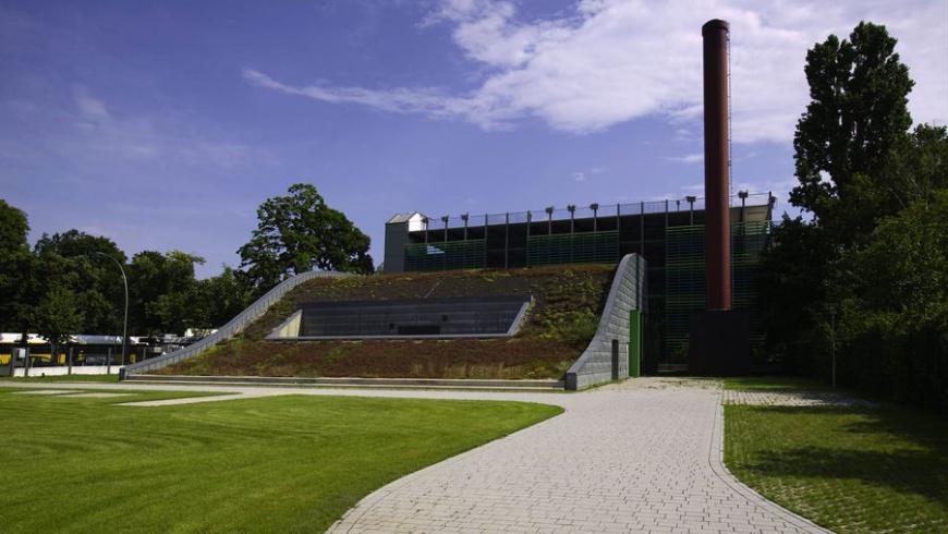 Abwasserpumpwerk Seestraße